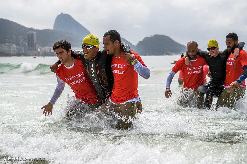 روز سوم پارالمپیک ریو