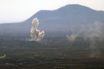 حمله رژیم صهیونیستی به پایگاه های سوریه در قنیطره