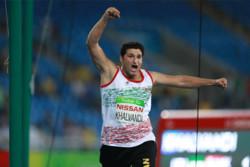 پاڵهوانێکی کرماشانی میدالیای زێڕی نهیزهی پارائۆلهمپیکی بردهوه