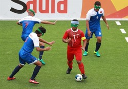 VIDEO: Iran's wonder goal against Morocco at Rio Paralympics