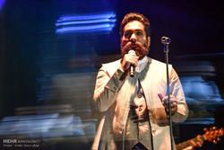 کنسرت علی زند وکیلی در شیراز
