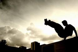 جوان اندیمشکی صاحب نشان برنز مسابقات پارکور قهرمانی آسیا شد