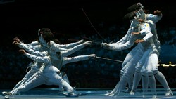 Iran's epee team lands jumps 5 spots in global ranking
