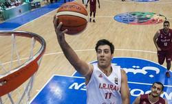 بطولة التحدي الآسيوي بكرة السلة : ايران تحقق فوزها الثالث على التوالي