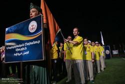 Armenian Olympics opens Tue.