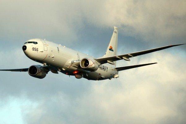 پرواز هواپیمای جاسوسی آمریکا بر فراز سواحل لبنان و سوریه