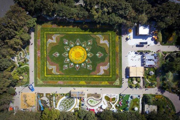 پنجمین نمایشگاه گل و گیاه کرج