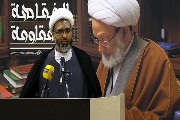 محكمة الشيخ عيسى قاسم  تهدف لإثارة غضب الناس