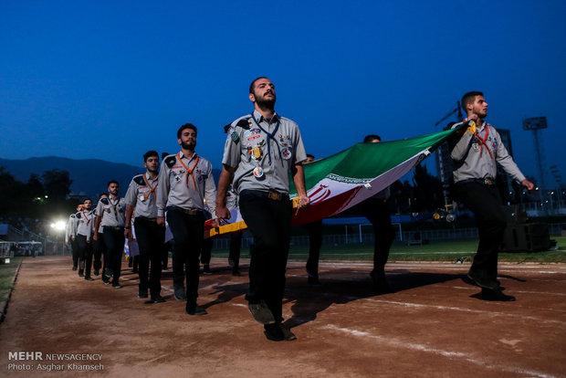 افتتاحیه چهل وهشتمین دوره مسابقات المپیک ارامنه ایران