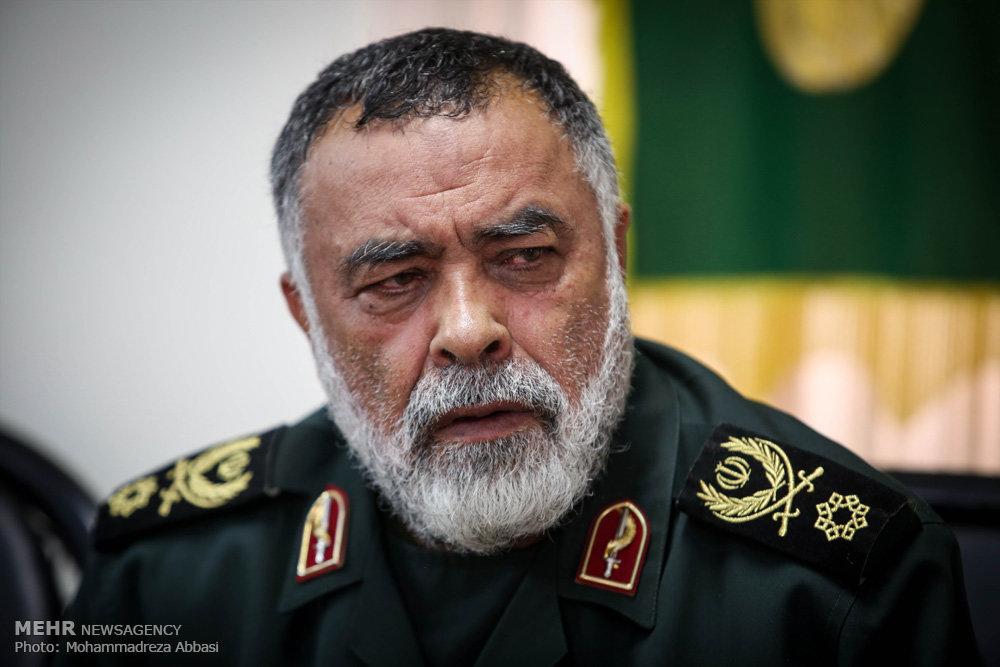 شمشیر مسلمین زیرگلوی صهیونیستهاست/ نگوییم بخش نظامی تعطیل شود