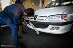 تعطیلی موقت مراکز تعویض پلاک خودرو در گلستان