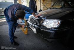 راه اندازی مرکز تعویض پلاک خودروی اتباع خارجی در مهران