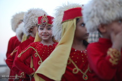 افتتاح المهرجان الوطني للعنب في ارومية