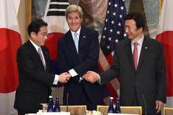 کۆبوونهوهی سێ قۆڵی ئهمریکا، ژاپۆن و کۆریای باشوور