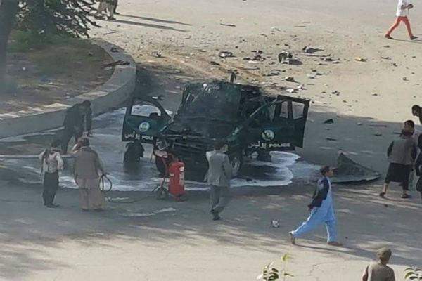 وقوع انفجار تروریستی در «کابل» افغانستان