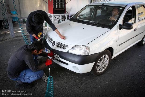 روزانه ۷۰۰ خودروی سبک و سنگین در اصفهان شمارهگذاری میشود