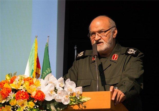پاسخ مقتدرانه نیروهای مسلح کشور به اقدامات تحریک آمیز دشمنان