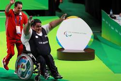 İranlı Paralimpikli sporcudan dünyada gururlandıran başarı