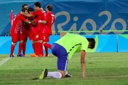 پیروزی تیم ملی فوتبال هفت نفره ایران در اولین دیدار