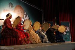 المهرجان السادس للضرب على الدف في كردستان