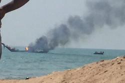 الحرس الثوري يعلن توقيف زورق سعودي انتهك مياه إيران الإقليمية
