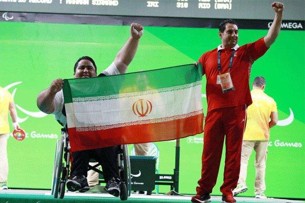 İran Engelliler Halter Milli Takımı dünya şampiyonu oldu