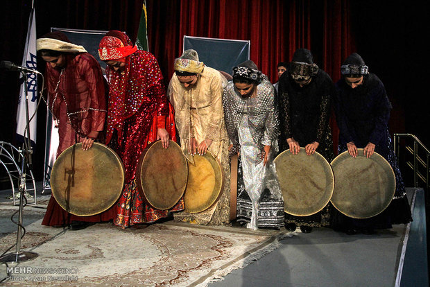 Sanandaj hosts 6th National Tambourine Festival