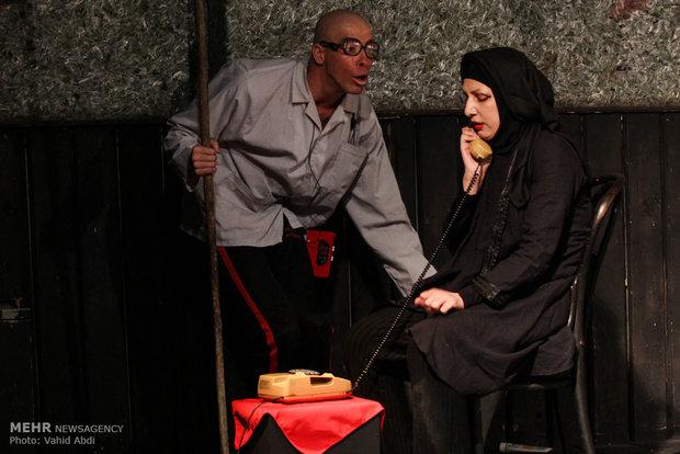 """""""تحت الأرض"""" مسرحية لدمج ذوي الاحتياجات الخاصة"""