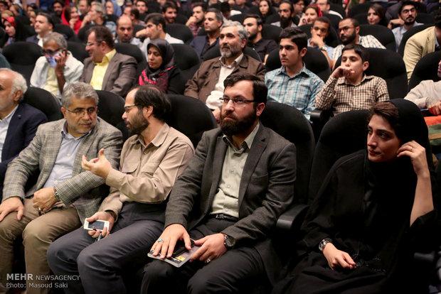 حضور مینا ساداتی و احسان محمدحسنی در مراسم اکران خصوصی فیلم سینمایی هیهات