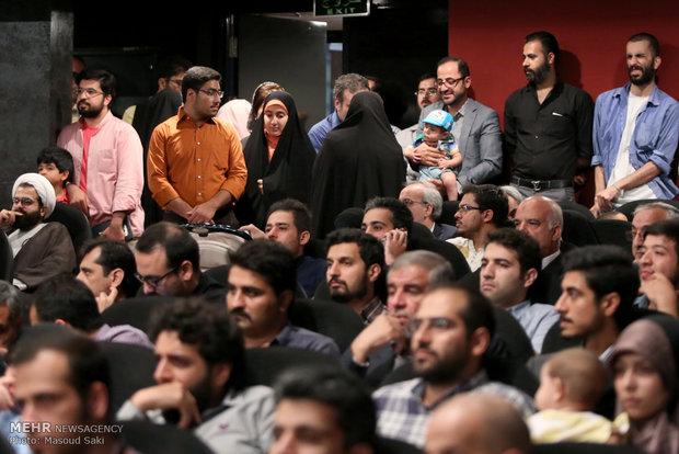 استقبال چشمگیر از مراسم اکران خصوصی فیلم سینمایی هیهات