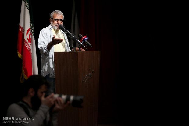 حضور بهروز افخمی در مراسم اکران خصوصی فیلم سینمایی هیهات