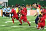 مذاکره برای حضور فوتبال پنج نفره و بسکتبال در بازیهای پارالمیپک