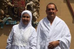 سفیر انگلیس در عربستان سعودی برای انجام مناسک حج راهی مکه میشود