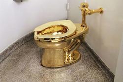 عکس: توالتی به نام آمریکا!