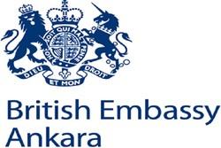 تعطیلی سفارت انگلیس در آنکارا به دلایل امنیتی