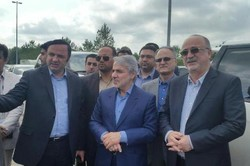 بازدید سخنگوی دولت از منطقه آزاد انزلی