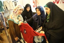 نمایشگاه «زنان و تولید ملی» مصداق اقتصاد مقاومتی است