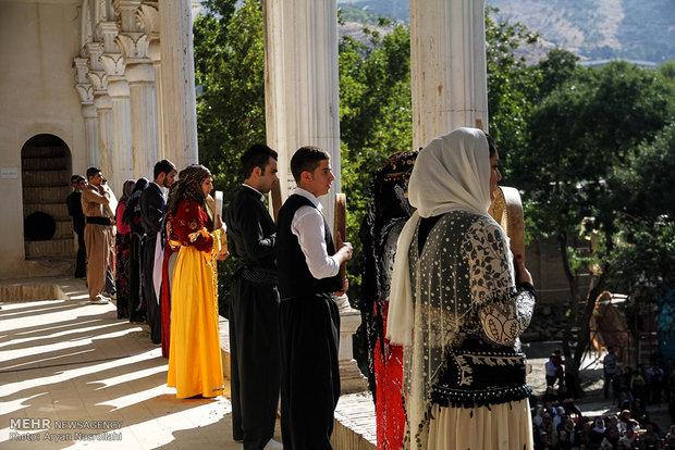 جشنواره سراسری  دف نوای رحمت در سنندج
