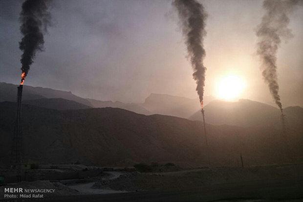 آلودگیهای زیست محیطی در پارس جنوبی پیگیری قضایی میشود
