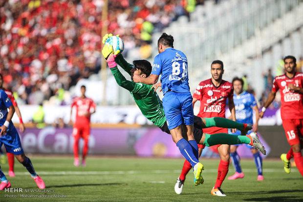 Persepolis vs Esteghlal highlights