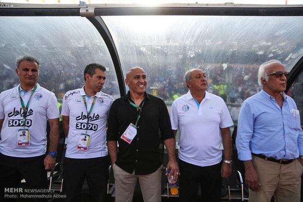 لقاء قمة بين استقلال وبرسبوليس في ملعب آزادي