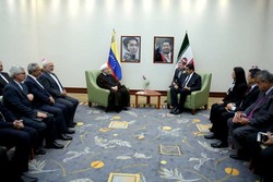 Tehran welcomes economic coop. with Caracas