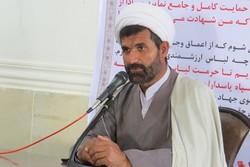 تلاش استکبار جهانی توقف حرکت روبهجلو ملت ایران است