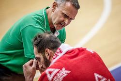 باورمن بدهی ۱۴ هزار یورویی به بسکتبال ایران را پرداخت کرد