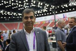 حضور پهلوانزاده در جلسه کمیته قوانین فدراسیون جهانی شطرنج