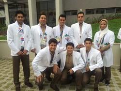 یک طلا و ۴ نقره حاصل تلاش ورزشکاران کرمانشاهی در پارالمپیک