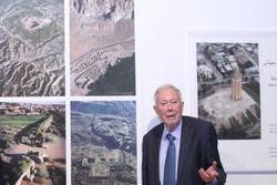 نمایشگاه عکس های گئورگ ژرستر