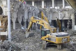 مکہ میں کئی تعمیراتی پراجیکٹ متوقف