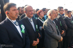 Turkmenistan opens intl. airport