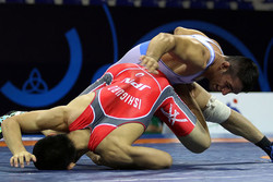 Iran finishes vice-champion in Ivan Yariguin cup